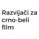 Razvijači za crno beli film