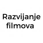 Razvijanje filmova