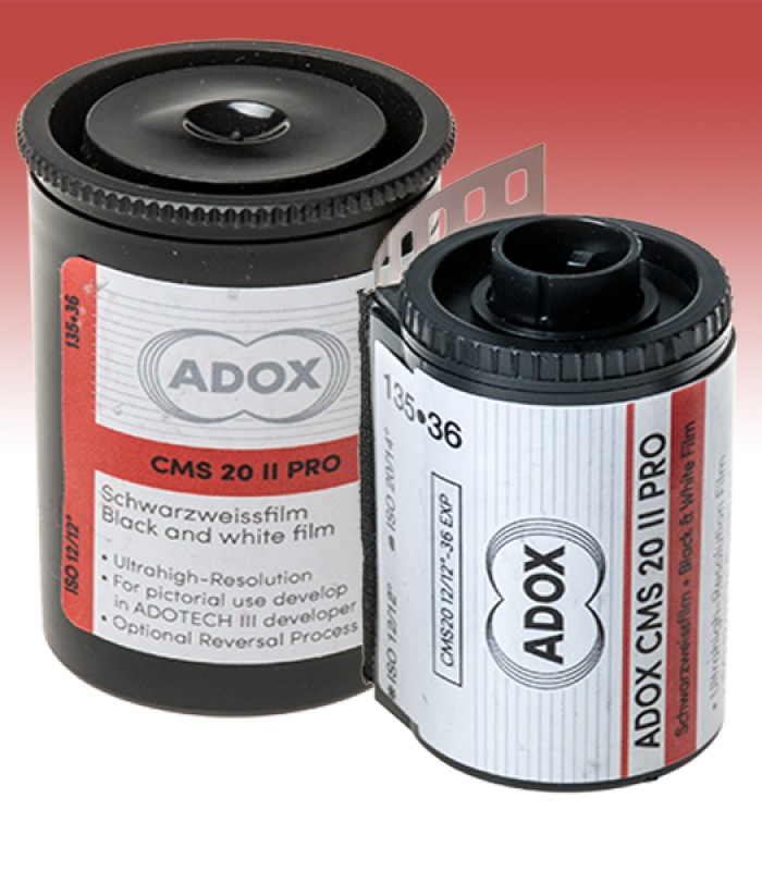 Adox CMS 20 II PRO 135/36