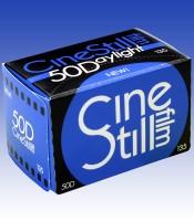 Cinestill X-Pro 50 Daylight C-41 135/36