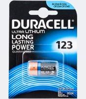 Duracell CR123 3V