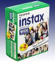 Fujifilm Instax 210 WIDE  (2x10) Instant Film u boji
