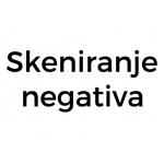 Skeniranje negativa