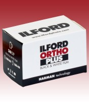Ilford ORTHO+ 80 135/36