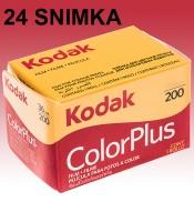 Kodak ColorPlus 200 135/24 (24 snimka)