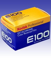 Kodak Professional Ektachrome E100 135/36