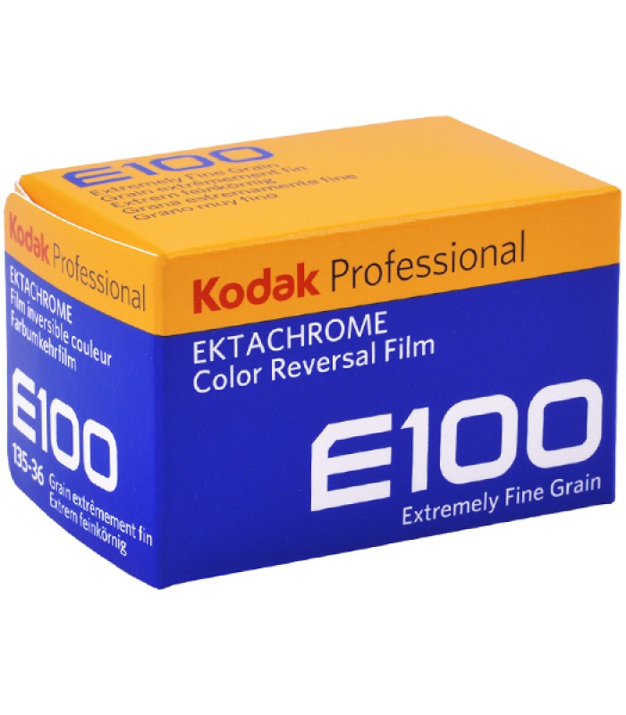 Kodak Professional Ektachrome E100 135/36