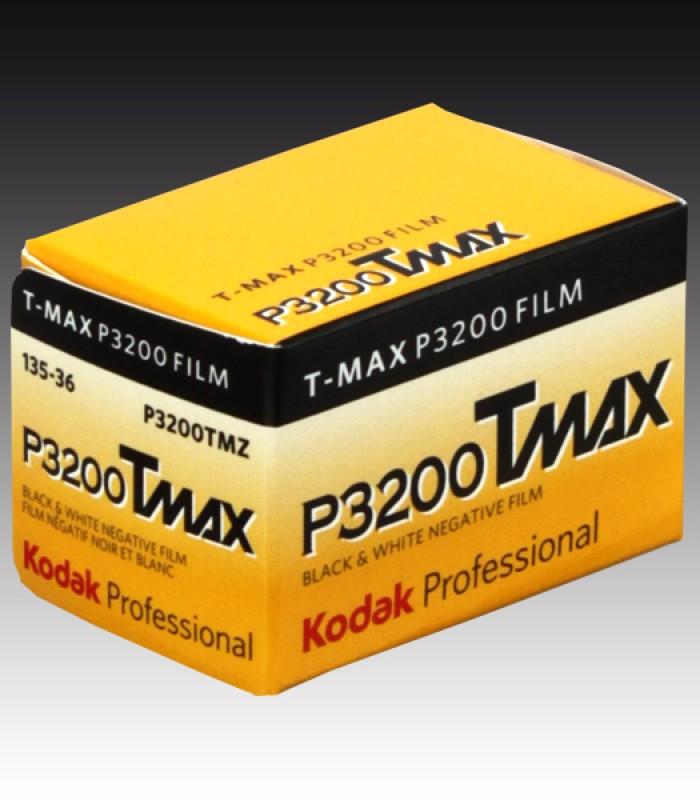 Kodak Professional T-MAX P3200 (TMZ) 135/36