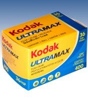 Kodak Ultramax 400 135/36 (kartonska ambalaža)