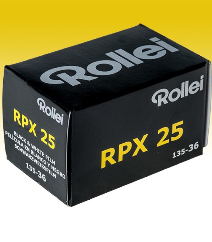 Rollei RPX 25 135/36