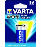 Varta High Energy 9V