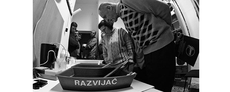 Škola za klasičnu crno-belu fotografiju