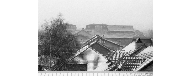 Test 12 (Eksperiment): Ilford Pan 400 135/36 + Tetenal Ultrafin T-Plus (1+4)